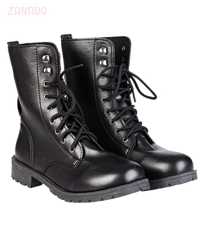 302645ab60 Giày Boot lính Unisex phong cách hàn quốc ĐẸP giá TỐT giảm 40 ...