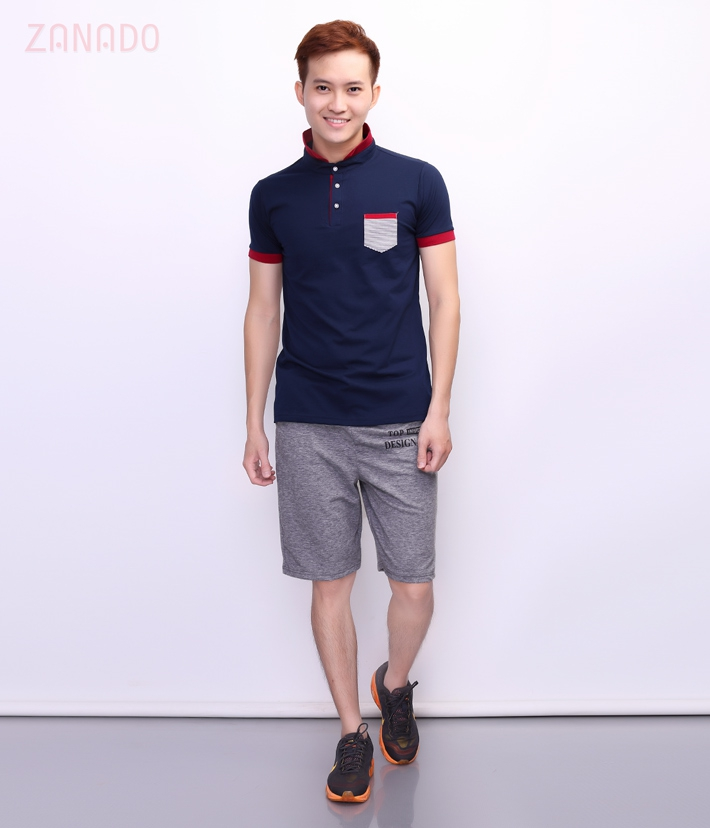 Quần short nam Top Design No.1 - 4