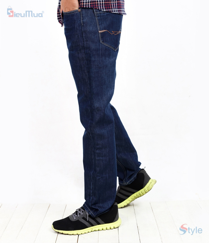 Quần jeans nam Henry Max - 4