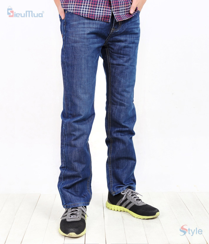 Quần jeans nam Henry Max - 3