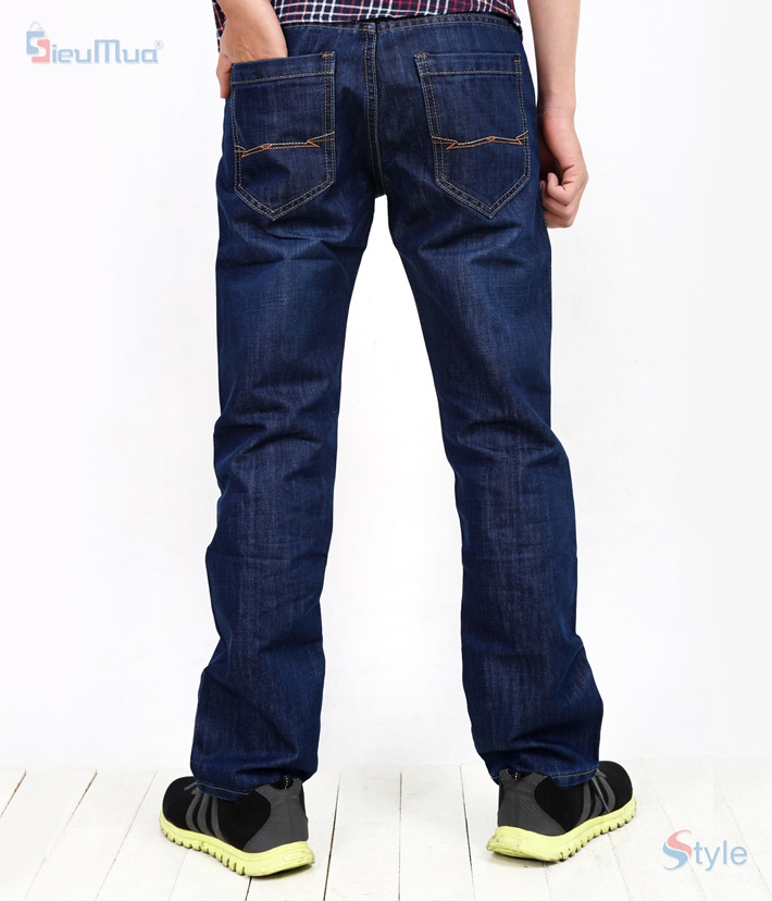 Quần jeans nam Henry Max - 2