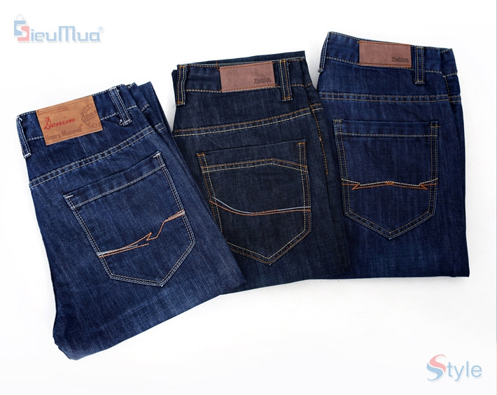 Quần jeans nam Henry Max - 7
