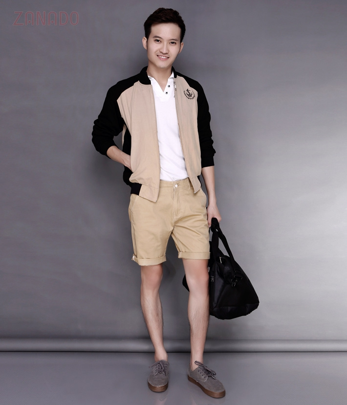 Quần short nam Manly S.o.Z - 5