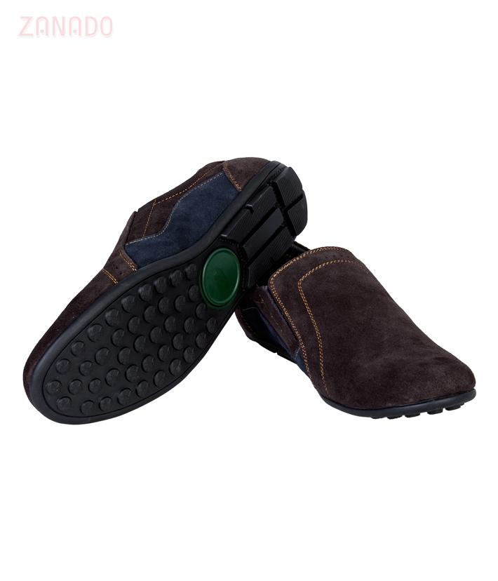 Giày mọi nam da lộn GIA VI S129 - 6