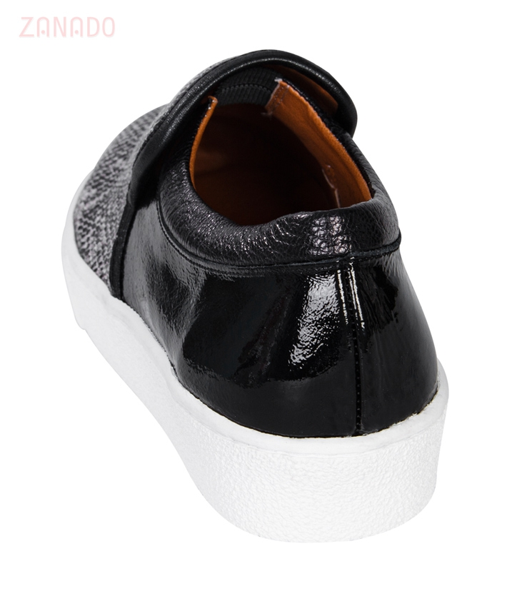Giày Slip - on MUST Korea Unisex da rắn S02 - 3