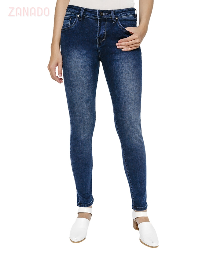 Quần skinny jeans nữ AAA JEANS MN26 - 1