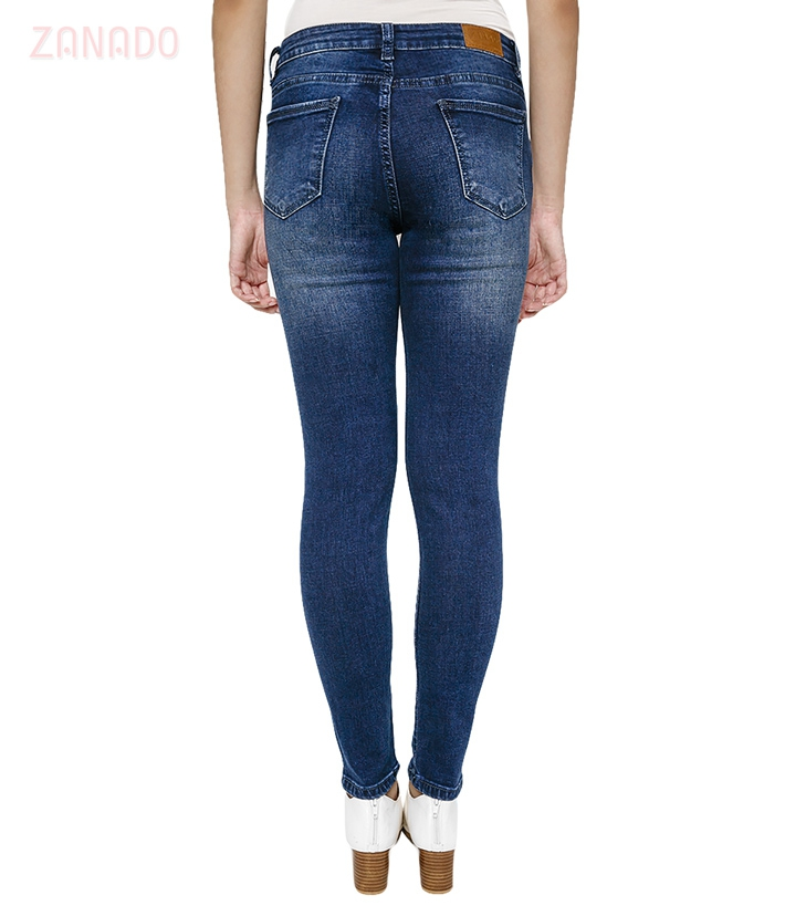 Quần skinny jeans nữ AAA JEANS MN26 - 3