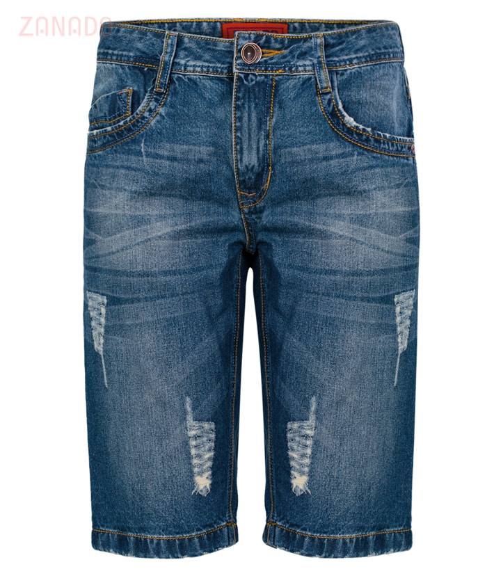 Quần short Jean nam ECO fashion JM009M1 - 1