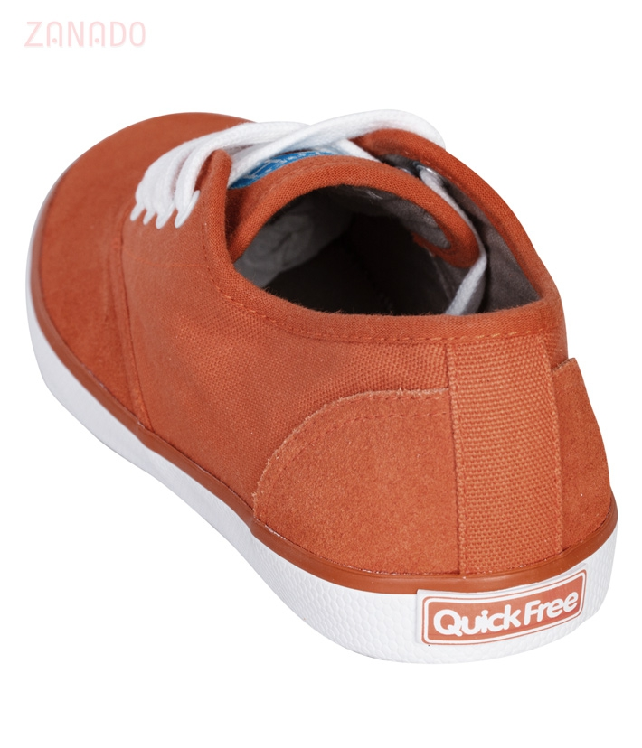 Giày Sneakers nữ QuickFree Pan Leather W160203 - 4