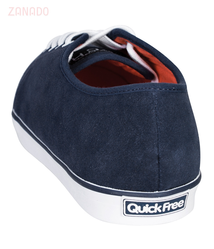 Giày Sneakers Nam QuickFree Courtesy Da Bò M160305 - 4