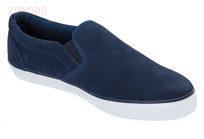Giày Slip-on Nam QuickFree Lightly M160601/2/3 - 4
