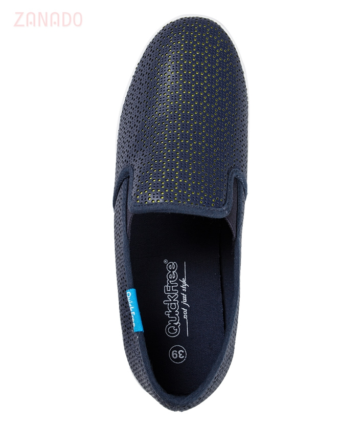 Giày slip on nữ Lightly Syn QUICKFREE F41 - 4