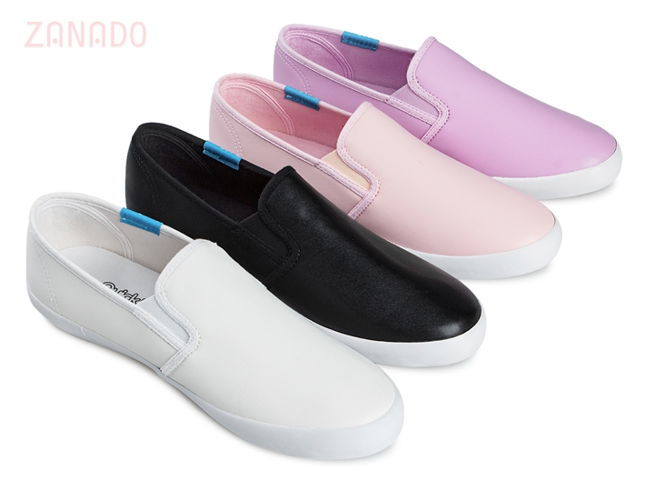 Giày slip on nữ QUICKFREE Lightly Syn 201 - 10