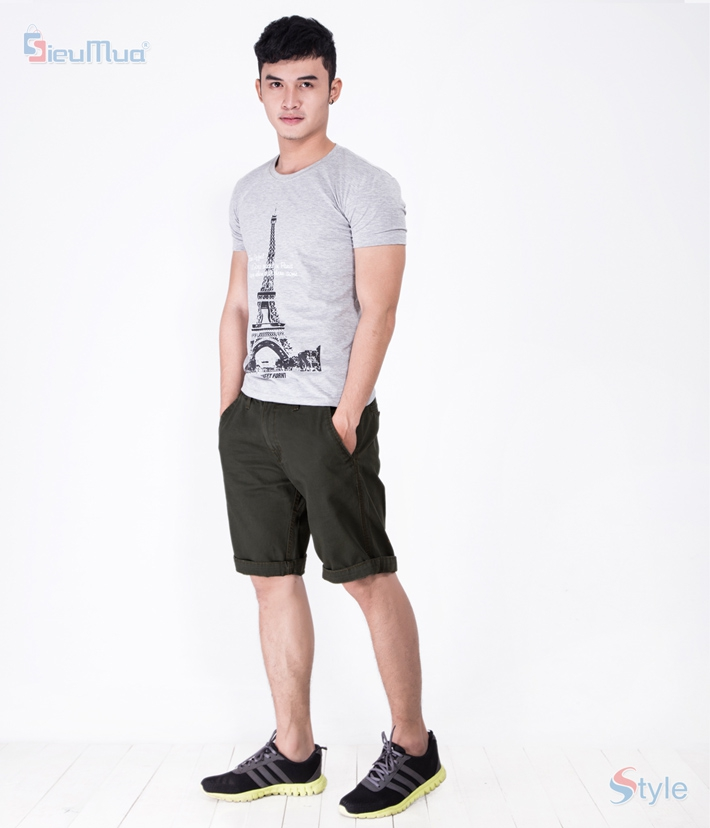 Quần short nam SUPERDRY - 3