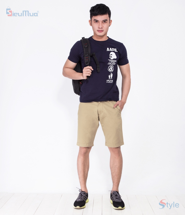 Quần short nam SUPERDRY - 5