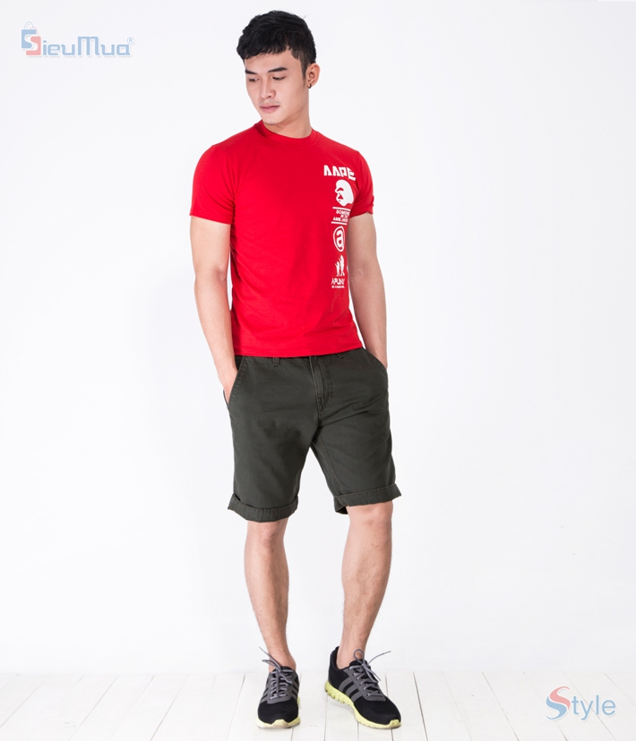 Quần short nam SUPERDRY - 4