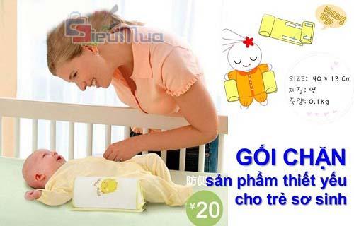 Gối chặn an toàn cho bé - 5