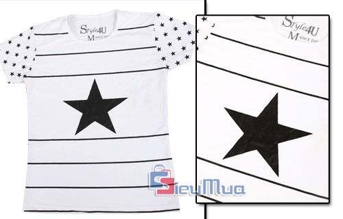 Áo thun nam STAR - 3