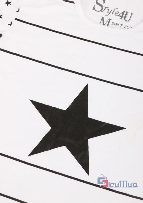 Áo thun nam STAR - 6