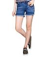 Quần short jean nữ Eco J-010-M3