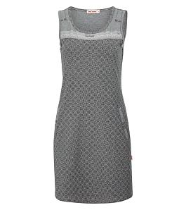 Đầm mặc nhà NITIMO cỏ bốn lá 2017DMNT - Xám