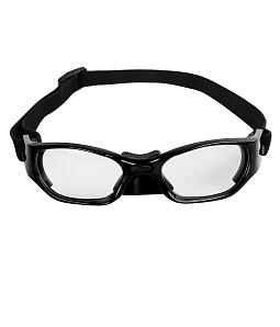 Kính bảo vệ mắt thể thao Double Shield 6970 - Đen