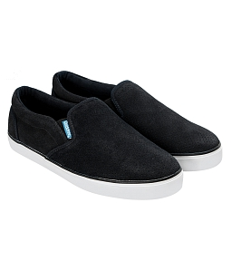 Giày Slip-on Nam QuickFree Lightly M160601/2/3 - Đen