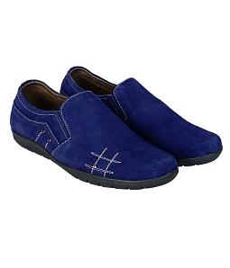 Giày nam Gia Vi sành điệu 55 - Xanh dương