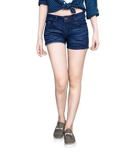 Quần short jean nữ Eco J-010-M1