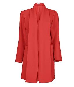 Áo khoác vest dáng dài sành điệu