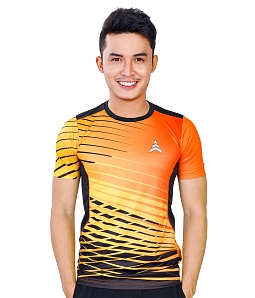 Áo thể thao Double Orange ALIEN ARMOUR A080