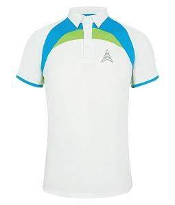 Áo thể thao nam T-shirt ALIEN ARMOUR P001 - Trắng