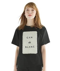 Áo T.shirt cá tính Can De Blanc T1069