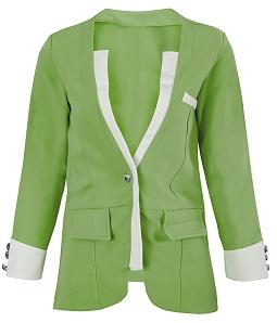 Áo vest nữ thanh lịch - Xanh lá