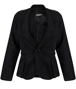 Áo vest nữ xếp ly lạ mắt