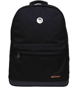 Balo Mikkor Ducer Backpack - Đen