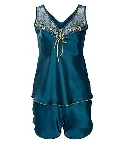 Bộ đồ phi mặc nhà Happy Lady HP2006 - Xanh