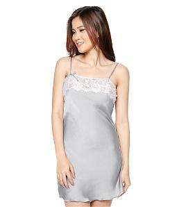 Đầm ngủ Mystery Grey SEXY FOREVER DN02 - Xám