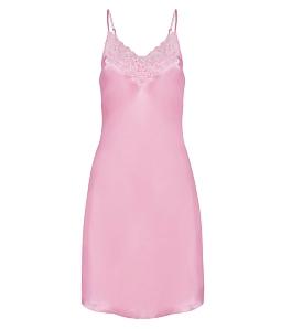 Đầm ngủ phi phối ren gợi cảm - Hồng