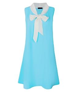 Đầm overssize cột nơ xinh xắn