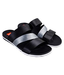 Dép sandal nam cá tính - Xám