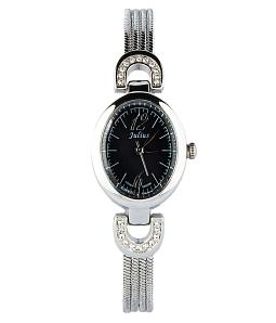 Đồng hồ lắc tay nữ Julius JA714 trắng