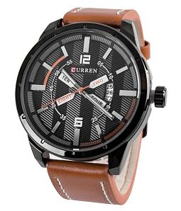Đồng hồ nam Curren 8211 dây da