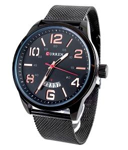 Đồng hồ nam Curren 8236 dây thép