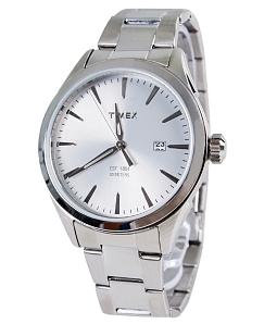 Đồng hồ nam dây kim loại TIMEX TW2P77200 - Bạc