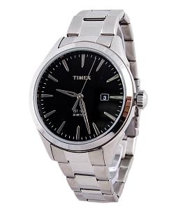 Đồng hồ nam dây kim loại TIMEX TW2P77300 - Bạc
