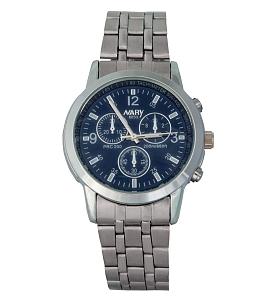 Đồng hồ nam phong cách MS 6033 - Xanh