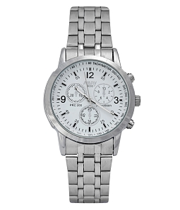 Đồng hồ nam phong cách MS 6033 - Trắng