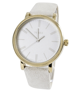 Đồng hồ nữ dây da TIMEX TW2P96200