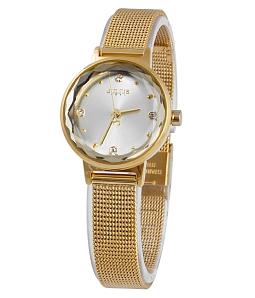 Đồng hồ nữ JULIUS Hàn Quốc JU1148 (Vàng) - Vàng